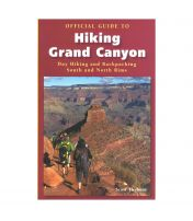 Official Guide to Hiking Grand Canyon: Day Hiking and Backpacking South and North Rims