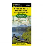 Mount St. Helens/Mount Adams: Gifford Pinchot National Forest