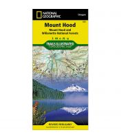 Mount Hood: Mount Hood and Williamette National Forests