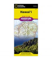Adventure Travel Map: Hawaii