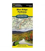Destination Map: Blue Ridge Parkway