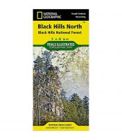 Trails Illustrated Map: Black Hills North, Black Hills National Forest