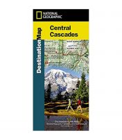 Destination Map: Central Cascades