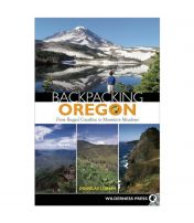 Backpacking Oregon: From Rugged Coastline to Mountain Meadow - 2nd Edition