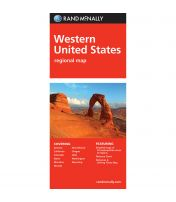 Western United States Road Map