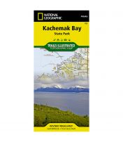 Trails Illustrated Map: Kachemak Bay State Park