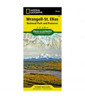 Trails Illustrated Map: Wrangell-St. Elias National Park And Preserve
