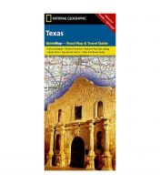National Geographic: Texas Road Map