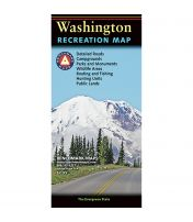 Benchmark Recreation Map: Washington