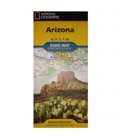 Guide Map: Arizona Road Map
