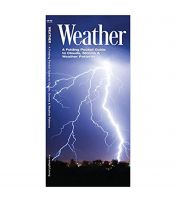Weather: A Folding Pocket Guide to Clouds, Storms and Weather Patterns