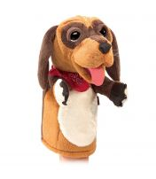 Stage Dog Puppet
