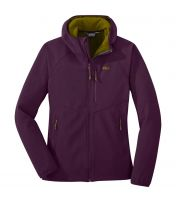 Ferrosi Grid Hooded Jacket