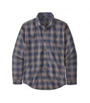 Long-Sleeved Pima Cotton Shirt