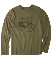 Blueprint Bike Cool Tee Long Sleeve
