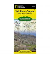 Trails Illustrated Map: Salt River Canyon - Tonto National Forest