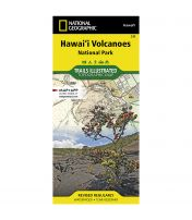 Trails Illustrated Map: Hawaii Volcanoes National Park