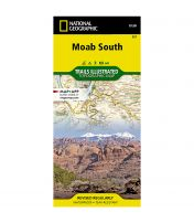 Trails Illustrated Map: Moab South