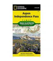 Trails Illustrated Map: Aspen/Independence Pass - 2019 Edition