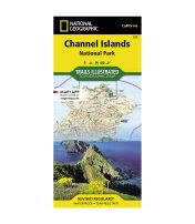 Trails Illustrated Map: Channel Islands National Park - 2019 Edition