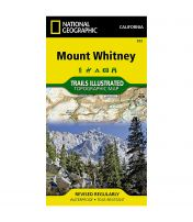 Trails Illustrated Map: Mount Whitney - 2020 Edition