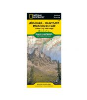 Absaroka - Beartooth Wilderness, East - Custer, Gallatin