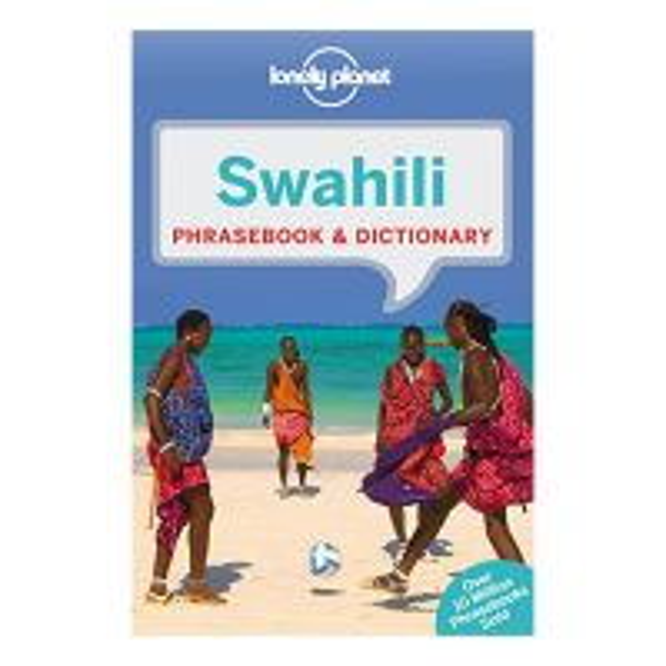 Swahili Phrasebook & Dictionary