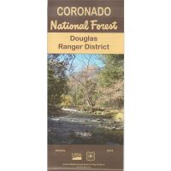 Coronado National Forest - Douglas Ranger District (2014 Edition)