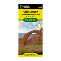 Trails Illustrated Map: Glen Canyon National Recreation Area - 2018 Edition