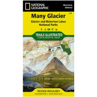 Glacier/Waterton Lakes National Parks: Many Glacier