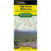 High Uintas Wilderness: Ashley and Wasatch-Cache National Forests