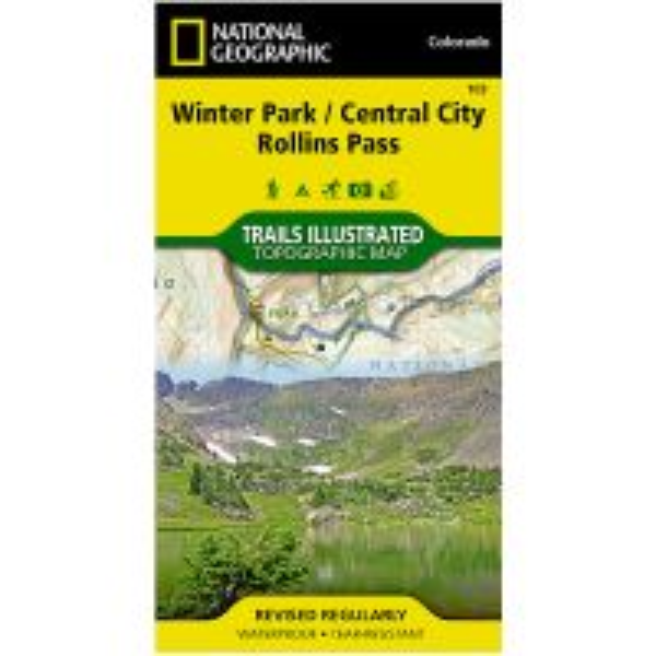 Winter Park/Central City/Rollins Pass