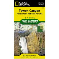 Yellowstone National Park: Northeast Tower/Canyon