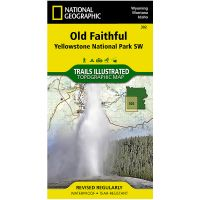 Yellowstone National Park: Southwest Old Faithful