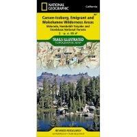 Carson-Iceberg, Emigrant, and Mokelumne Wilderness Areas: Eldorado, Humboldt-Toiyabe, and Stanislaus National Forests