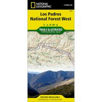 Los Padres National Forest West