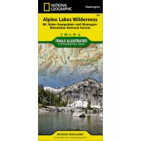 Alpine Lakes Wilderness: Mt. Baker-Snoqualmie and Okanogan-Wenatchee National Forests
