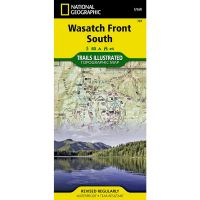 Trails Illustrated Map: Wasatch Front South
