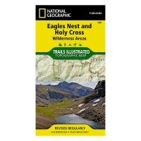 Trails Illustrated Map: Eagles Nest & Holy Cross Wilderness Areas