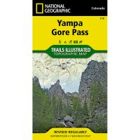 Trails Illustrated Map: Yampa/Gore Pass