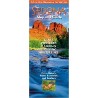 Sedona Map and Guide: Trails: All-In-One Resource