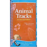 Animal Tracks of the Southwest Quick Guide