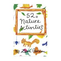 52 Nature Activities: Deck of Cards