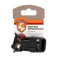 Snap Bar Repair Buckle 1""