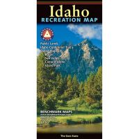 Benchmark Recreation Map: Idaho