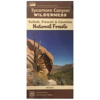 Sycamore Canyon Wilderness: Kaibab, Prescott