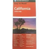 Easy To Read: California State Map