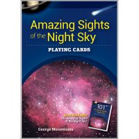 Amazing Sights Of The Night Sky: Playing Cards