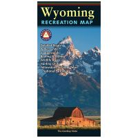 Benchmark Recreation Map: Wyoming