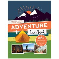 Adventure Notebook: Explore, Create, Learn & Play Outside!